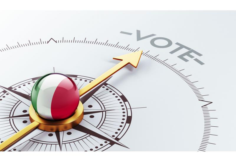 Italy's constitutional referendum hits in December.