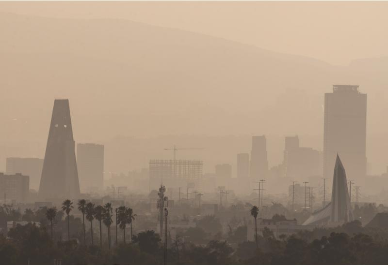 Mexico's efforts to clean its air are thwarted by corruption.