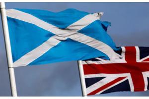 Scottish voters near referendum day on independence