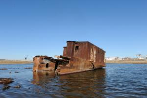 Call it a comeback for the Aral Sea, at least so far.