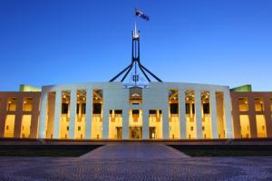 Australia's influence on Papau New Guinea took a dive.
