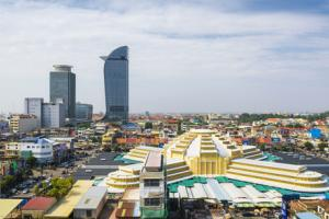 Cambodia's growth can be spurred several ways