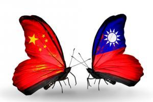 China takes 40% of Taiwan's exports.