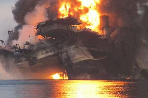 """Spill Highlights Oil Industry """"Double Game"""" re Taxes & Subsidies"""