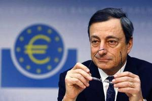 Mario Draghi finds glimmer of hope in even the worst conditions.