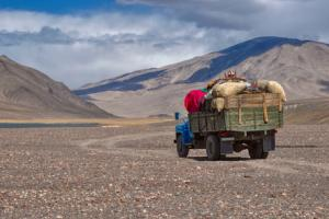 Chinese investment pivots to Tajikistan from Kyrgyzstan.