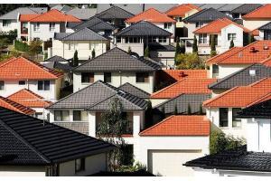Australian housing bubbles up in value