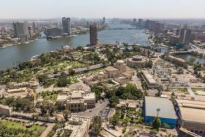 Egypt is poised for accelerating growth, but now must deal with the IS.