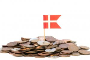 The Danish Central Bank demonstrates its resolve to keep its peg.