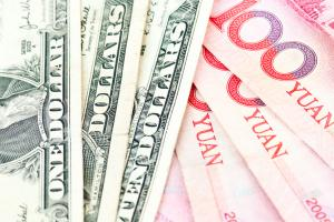 The dollar-renminbi relationship is complex.