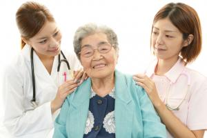 Japan is facing huge challenges with its rapidly aging population.