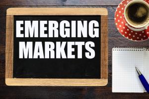 Emerging markets tend to weaken in advance of an FOMC meeting.