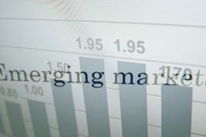 Emerging markets firmed last week as money moved away from a soft US GDP.