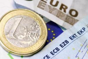 Stagnant economic growth in eurozone.