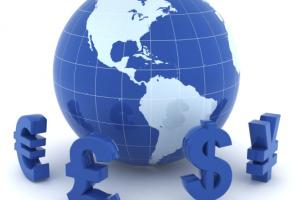 The world's major currencies are trading within recent bands.