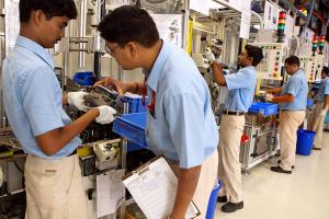 The Modi government is focusing on employment opportunities for millions
