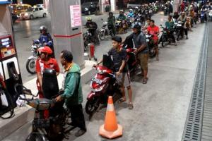 Who is getting help from Indonesia's Fuel Subsidies?