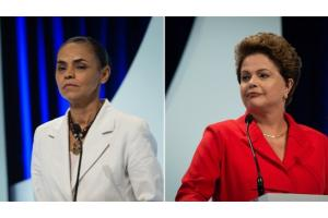 Too Close to Call for Marina and Dilma?