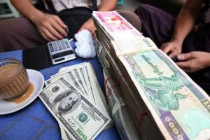 Myanmar's foreign exchange market reform