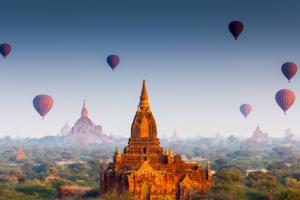 Can Myanmar Avoid Recent Emerging Market Volatility?