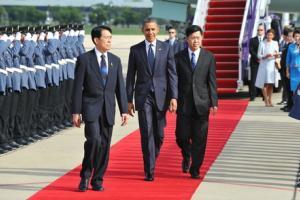 Why Obama Should Abandon The Asian Pivot