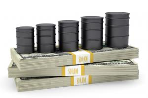 Speculators were active in oil and treasury futures.