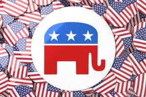 The Republican's elephant in the room is free trade.