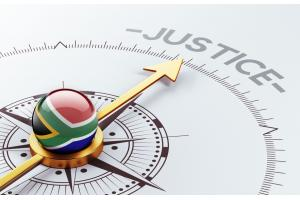 South African courts are scrutinizing government spending.