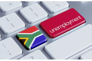 New job opportunities are not keeping pace with demand in South Africa.
