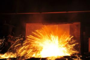 The British steel industry is circling the drain.