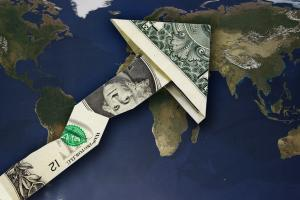 Brief post-central bank meeting dollar weakness reverses course.
