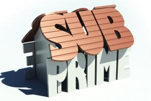 When is a subprime mortgage not a subprime mortgage?