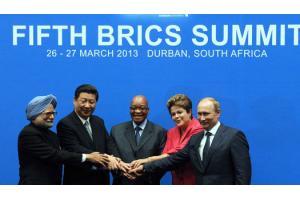 Xi Jinping at BRICS Summit.