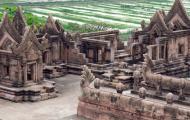 The Thai–Cambodia dispute over the Preah Vihear temple