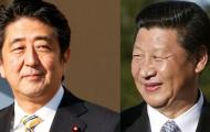 Abe and Jinping met at APEC to relationship build