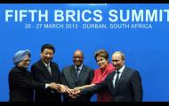 Xi Jinping at BRICS Summit.