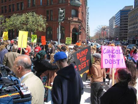 A Dozen Alarming Consumer Debt Statistics