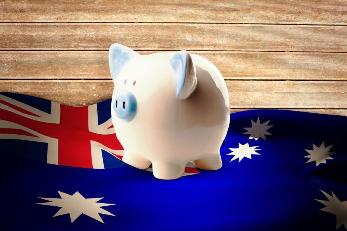 Australia is thinking about separating the retail banking from the big four.