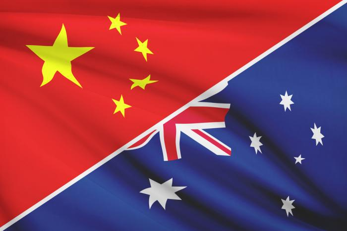 Australia and China have forged an extensive partnership.