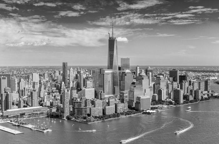 The ground zero rebuild has created new social and economic trends.