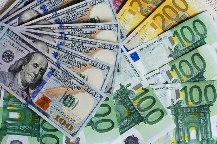 Driving The Euro Dollar Exchange Rate