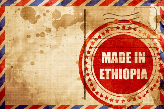 For a 10 year period ending 2014, Ethiopia annual per capita growth was 8%.