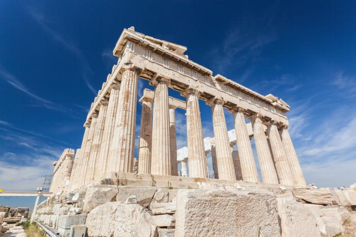 Startling developments from Greece seem to occur daily.