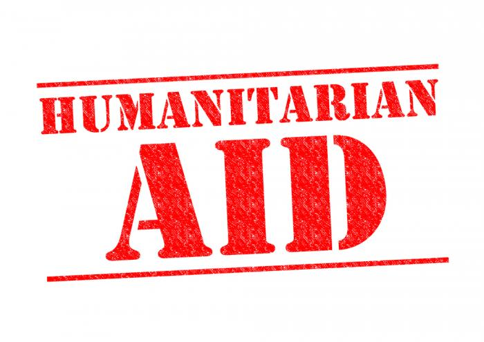 NGOs prove they are well-equipped to handle large-magnitude disasters.