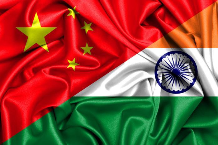 India PM Modi's world tour stops in China.