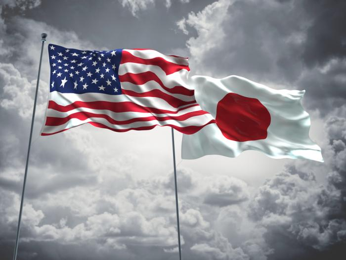 japan and america relationship with germany