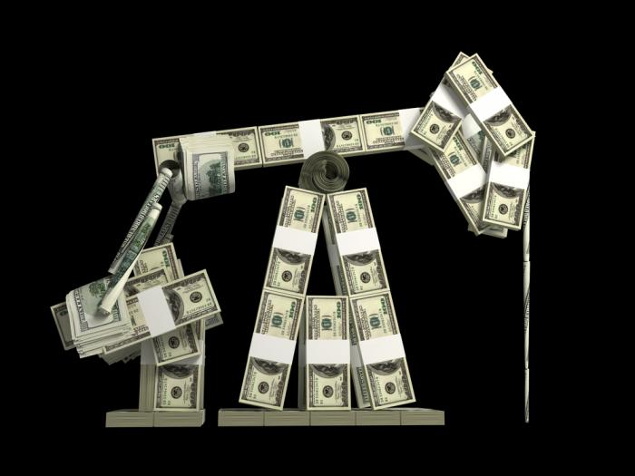 Oil caught on the sidelines could create a supply crunch.