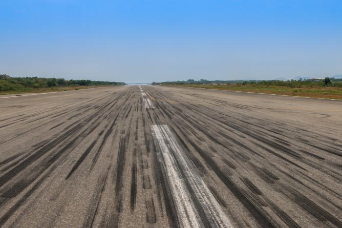 Hopefully it won't take 70 years to build a new UK runway.