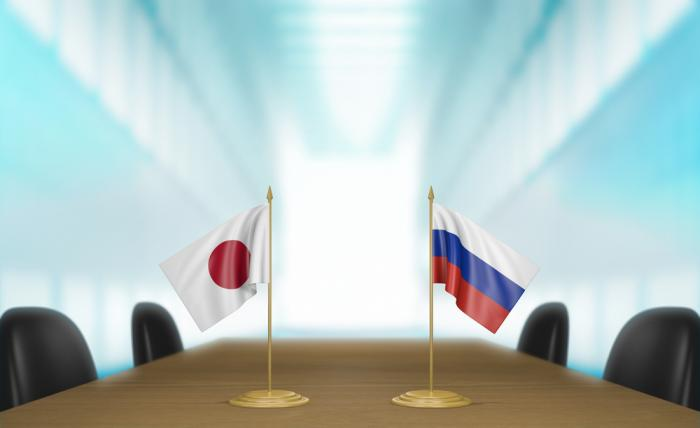 japan and russia relationship