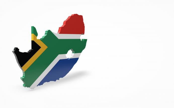 South Africa is undergoing an anti-growth demographic transition.